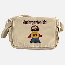 Kindergarten Kid Messenger Bag