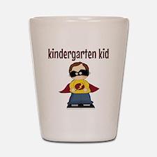 Kindergarten Kid Shot Glass