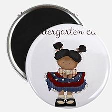 African American Kindergarten Magnet