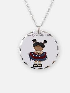 African American Kindergarte Necklace