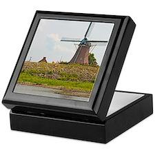 Fulton Windmill Keepsake Box