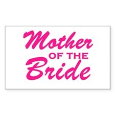 Mother of the Bride Decal