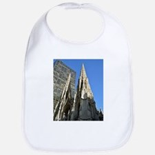St. Patricks Cathedral Spires Bib