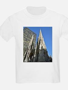 St. Patricks Cathedral Spires T-Shirt