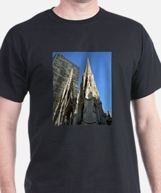 St. Patricks Cathedral Spires T-Shirt