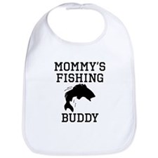 Mommys Fishing Buddy Bib