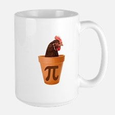 Chicken Pot Pi (and I dont care) Mugs