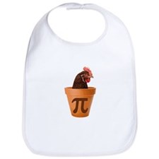 Chicken Pot Pi (and I dont care) Bib