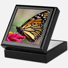 Monarch Butterfly Keepsake Box