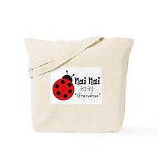 Nai Nai Ladybug Tote Bag