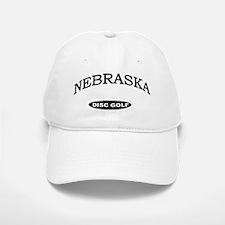 Nebraska Disc Golf Baseball Baseball Cap