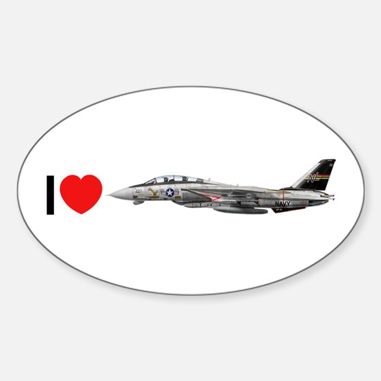 VF-51 Screaming Eagles Oval Decal