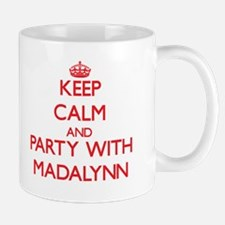 Keep Calm and Party with Madalynn Mugs
