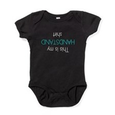 This Is My Handstand Shirt Baby Bodysuit