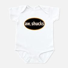 Aw, shucks Infant Bodysuit