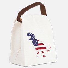 Tyrannosaurus (United States) Canvas Lunch Bag