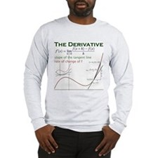 The Derivative Long Sleeve T-Shirt