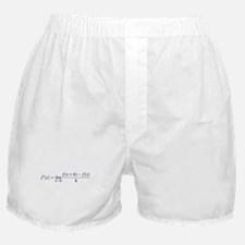 Derivative Definition Boxer Shorts