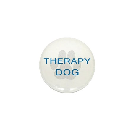 Therapy Dog Mini Button (10 pack)