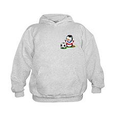 Soccer Penguins Hoody