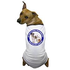 Anti Hillary Clinton Dog T-Shirt