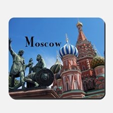 moscow_8.56x7.91_gel_saintbasilscathedra Mousepad