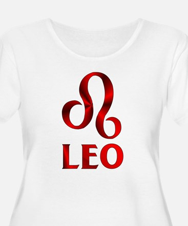 Red Leo Astro T-Shirt