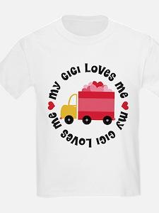 My Gigi Loves Me T-Shirt