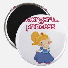 Kindergarten Princess Magnet