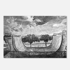 Mt. Trashmore Skate Ramp Postcards (Package of 8)
