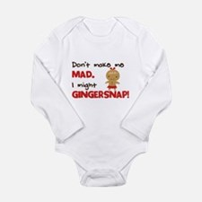 I Might Gingersnap! Body Suit