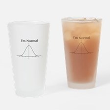 Im normal Drinking Glass