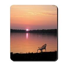 Lake Winnipesaukee Mousepad