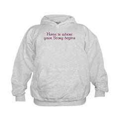Home Is Where Your Story Begins Hoodie