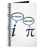 Math teacher Journals & Spiral Notebooks
