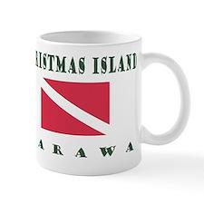Christmas Island Tarawa Scuba Mugs
