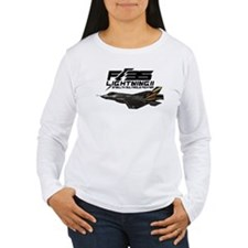 F-35 Lightning II Long Sleeve T-Shirt