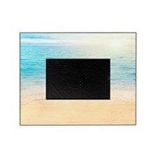 Beautiful Beach Picture Frame