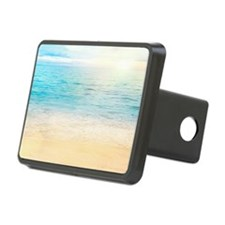 Beautiful Beach Hitch Cover