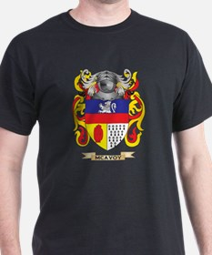 McAvoy Coat of Arms - Family Crest T-Shirt