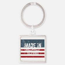 Made in Phillipsville, California Keychains