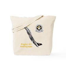 VF-51 Screaming Eagles Tote Bag