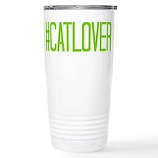 #CATLOVER Travel Mug