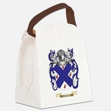 McCallum Coat of Arms - Family Cr Canvas Lunch Bag