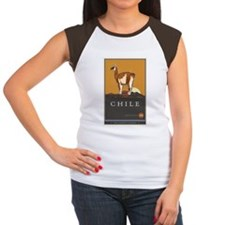 Chile Women's Cap Sleeve T-Shirt
