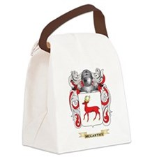 McCarthy Coat of Arms - Family Cr Canvas Lunch Bag