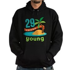 Funny 29th Birthday Hoodie