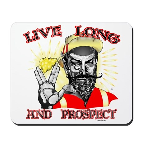 Live Long Mousepad