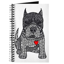 Devotion -American Pitbull Terrier 2 Journal
