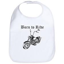 Born To Ride Motorcycle Bib